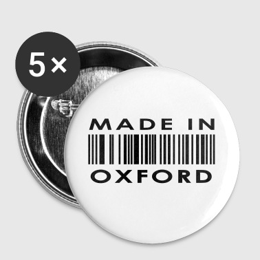 Made in Oxford - Buttons large 56 mm