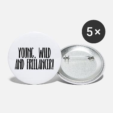 Unge Unge freelancere - Store buttons