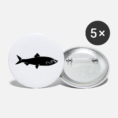 Herring herring - Large Buttons