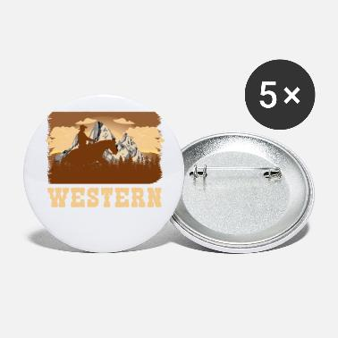 Westernridning westernridning - Store buttons