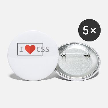 2 0 Html I Love CSS - Large Buttons