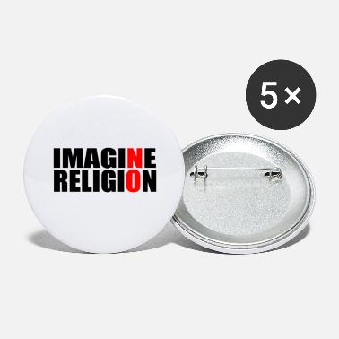 Religion RELIGION! - Large Buttons