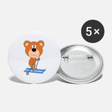 Berchtesgaden TEDDY BEAR - SKI - SKI - WINTER SPORTS - Store buttons