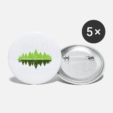 Soul FOREST - Bevrijd je geest - Buttons groot