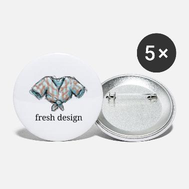 Design Fresh design designer - Large Buttons