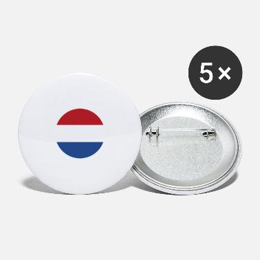 Netherlands Zwolle Netherlands Flag Zwolle Holland - Large Buttons