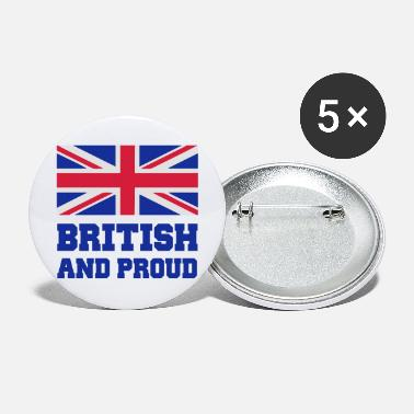 British British - Large Buttons