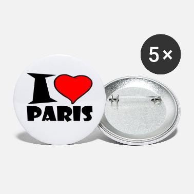 Paris Paris - - Large Buttons