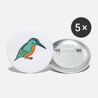 Kingfisher - design - Large Buttons
