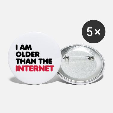 2 0 Html I am older than the internet - Large Buttons