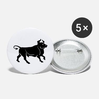 bull - Large Buttons