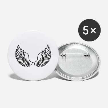 Wing Wings - Store buttons