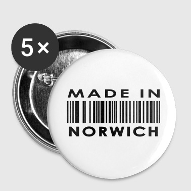 Made in Norwich - Buttons large 56 mm