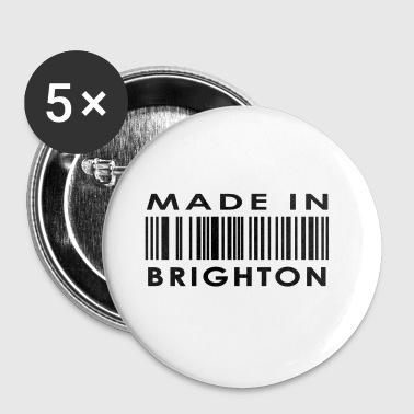 Made in Brighton - Buttons large 56 mm