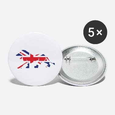 Gb GB Lion - Large Buttons