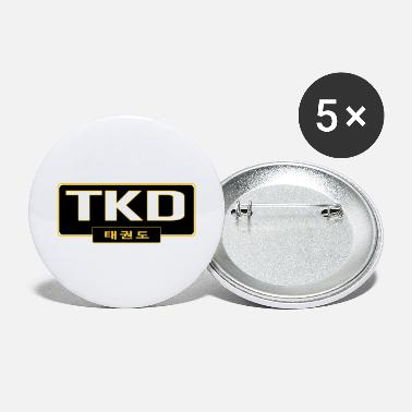 Kick MATS212 TKD large with korean text - Large Buttons
