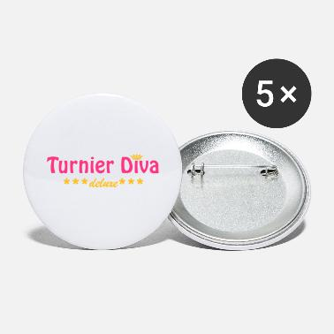 Toernooi Toernooi Diva deluxe - Buttons groot