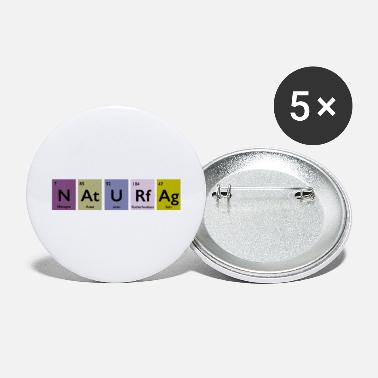 Periodesystemet Naturfag - Store buttons