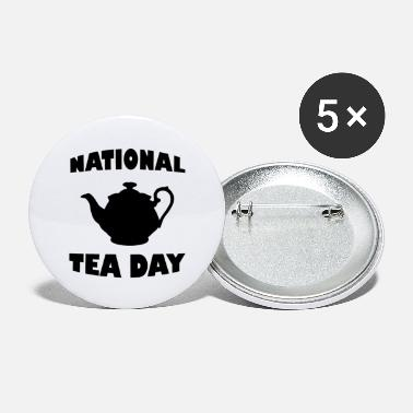Natio Teens dag i Storbritannien - den britiske natio - Store buttons