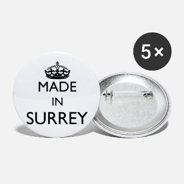 Made In Surrey Personalise: Made In Surrey - Large Buttons