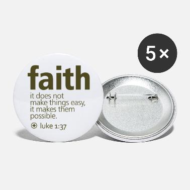 Faith Faith - Buttons groot