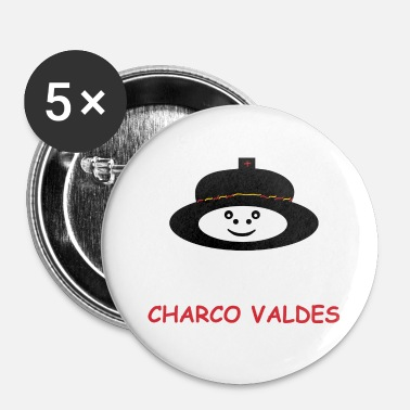 le chapeau 2 - Badge grand 56 mm