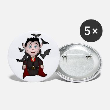 Count Royal Count Dracula - Large Buttons