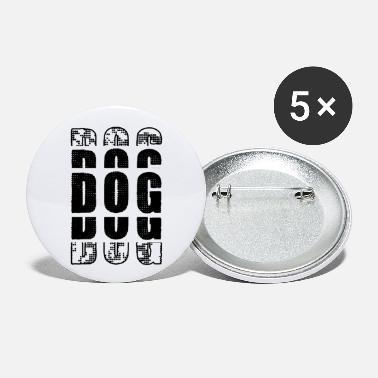 Funnier Dogs funnier saying - Large Buttons