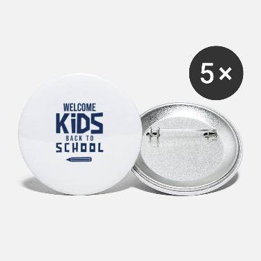 First Graders first grader - Large Buttons