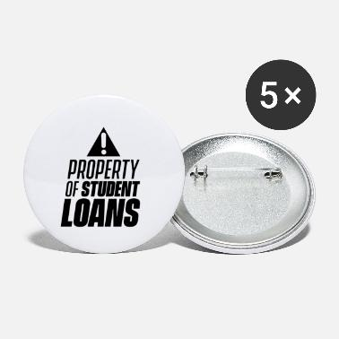 Students Student Loan Student Loan Student Loan - Large Buttons