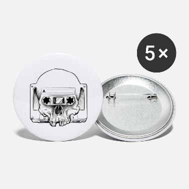 Audio Audio Skull - Store buttons