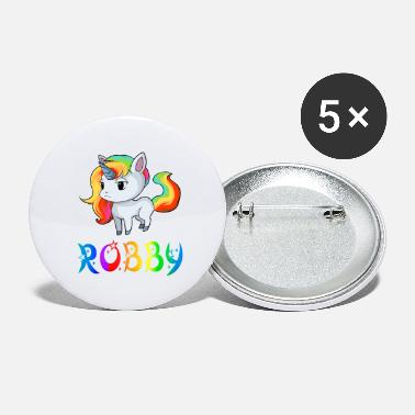 Robby Unicorn Robby - Large Buttons