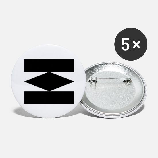 Sort Buttons & badges - Bar sort - Store buttons hvid