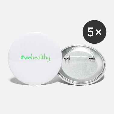 Healthy Healthy - Large Buttons