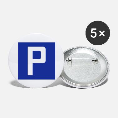 Privateer Private sign private - Large Buttons