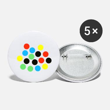 Sirkel sirkel - Store buttons