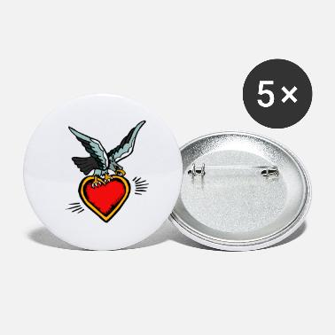 Corazon AGUILA CORAZON - Large Buttons