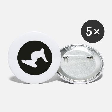 Snowboard Snowboarder - Snowboard - Store buttons