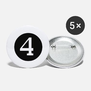 Four Four - Large Buttons