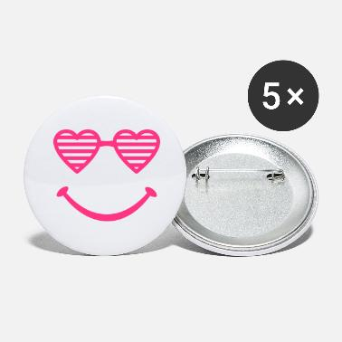 Shade Heart Shades - Large Buttons