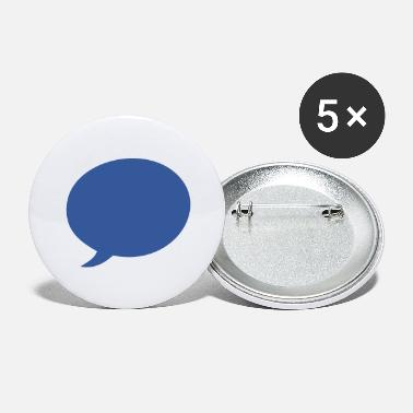 Speech Balloon Speech balloon - Large Buttons