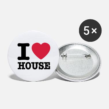 House I love house / I heart house - Spille grandi