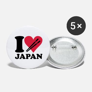 Japan Japan - I love Japan - Store buttons