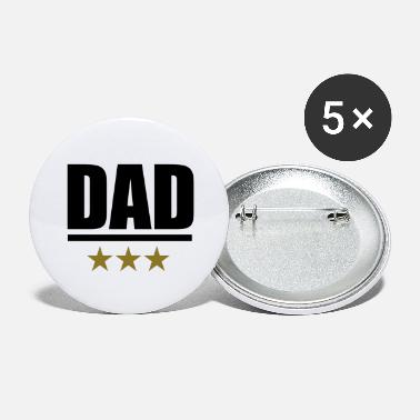 Triple triple dad - Large Buttons