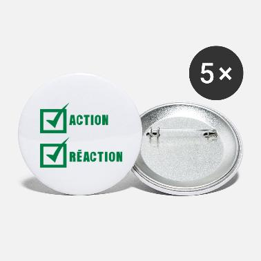 Reaction Action valid reaction case - Large Buttons