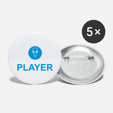 Player Player - Large Buttons