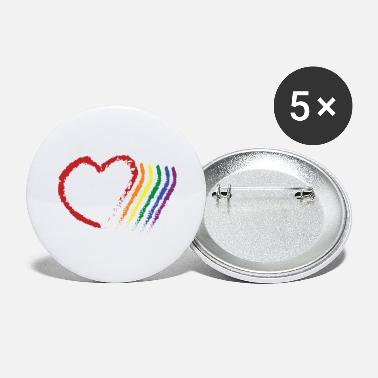 Corazon CORAZON PRIDE - Large Buttons