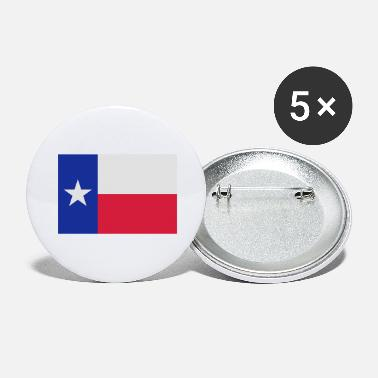 Lone Star Texas Flag Flag Texas - Large Buttons