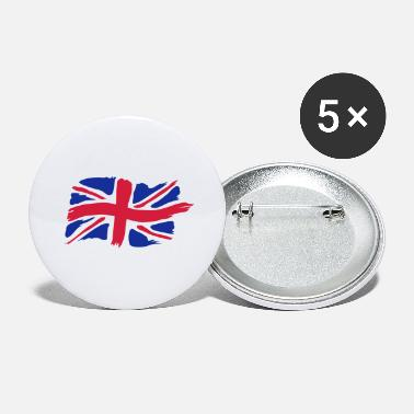 unionjackbrush - Large Buttons