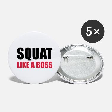 Squat Squat - Buttons groot